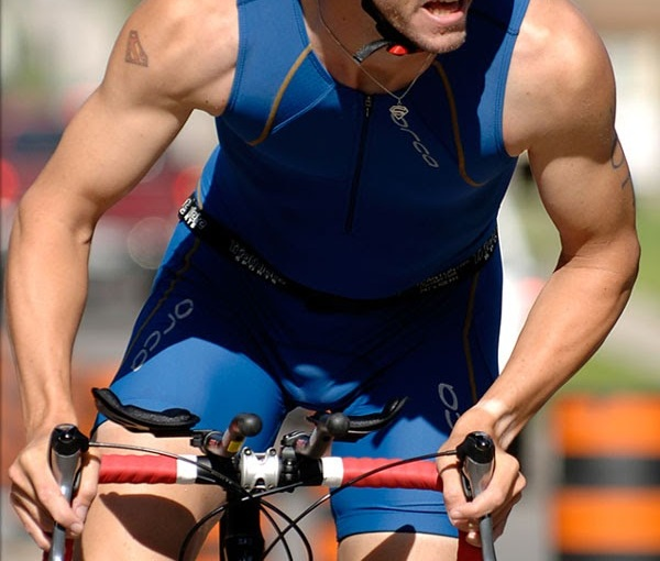Give It A Try: My Journey from Couch Potato to Ironman part1
